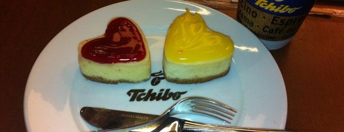 Tchibo is one of Orte, die Ezel gefallen.