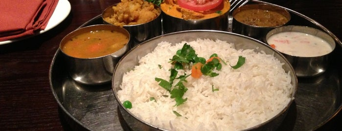 Mayuri Indian Cuisine is one of Bellevue eats.