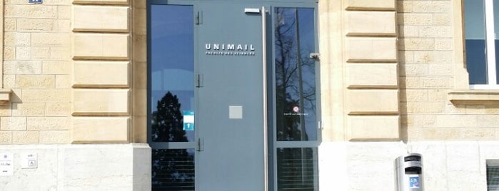 Université de Neuchâtel | UniMail is one of La vie en suisse.