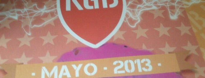 KGB is one of BCN CLUBS.