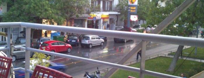 Harry's Spot is one of Lugares favoritos de Lamprianos.