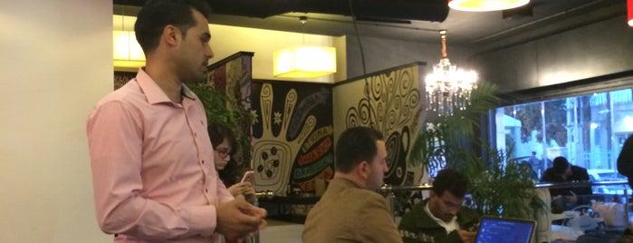 Caffe Pascucci Jordan is one of Mohammad'ın Beğendiği Mekanlar.