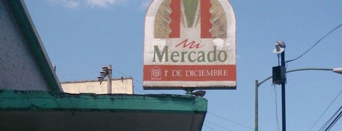 Mercado 1 de diciembre is one of Posti che sono piaciuti a IRMA.