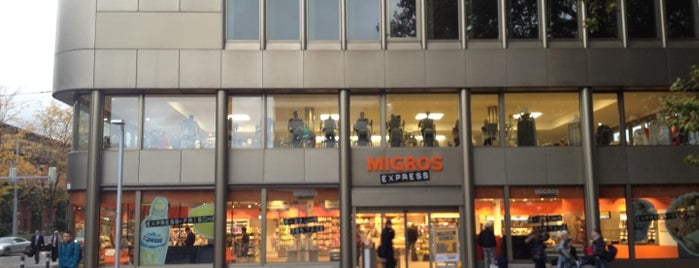 Migros Express is one of Federicoさんのお気に入りスポット.