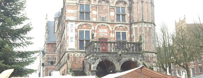 De Waag is one of Friesland & Overijssel.