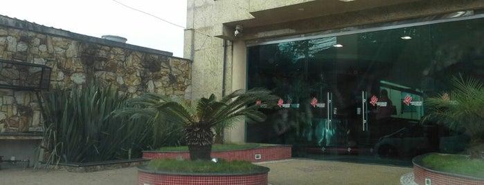 Academia Gaviões is one of Rodrigo's Liked Places.