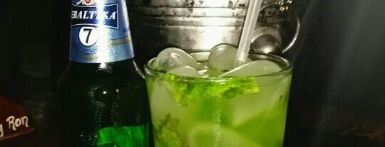 El Mojito is one of Locais curtidos por Rassiel.