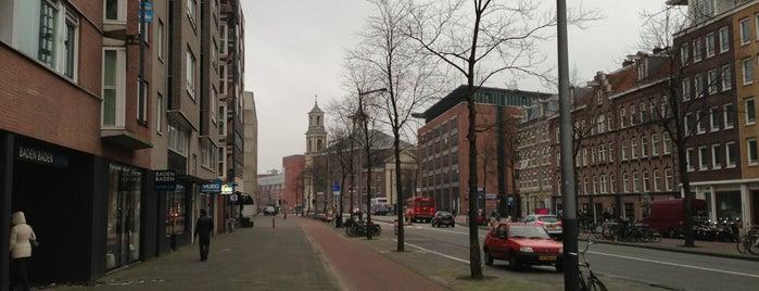 Valkenburgerstraat is one of Amsterdam.