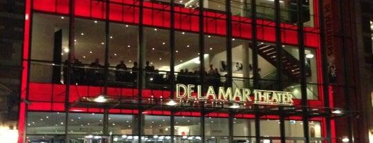 DeLaMar Theater is one of IDFA - Festivallocaties & Tips.