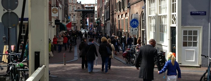 Staalstraat is one of Amsterdam.