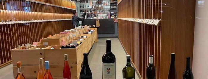Nolita Wine Merchants is one of Stevenson's Favorite NYC Speciality Groceries.