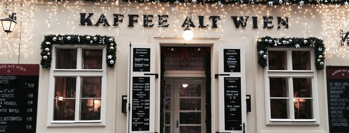 Kaffee Alt Wien is one of Food & Fun - Vienna, Graz & Salzburg.