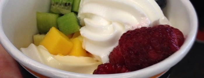 NYC Yogurt is one of New York, my dear New York ll.