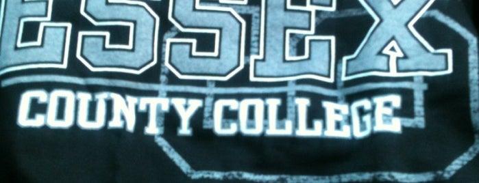 Essex County College is one of Tempat yang Disimpan Christi.