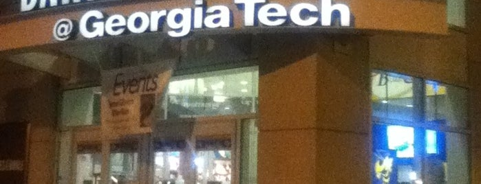 Georgia Tech Bookstore is one of Atlanta.