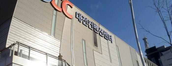 Daejeon Convention Center is one of Orte, die Melis gefallen.