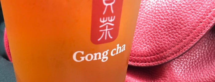 GONG CHA (貢茶) is one of Posti che sono piaciuti a Anna.
