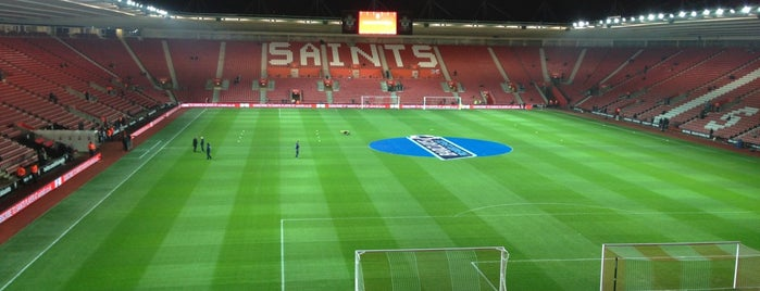 St Mary's Stadium is one of Soccer Stadiums.