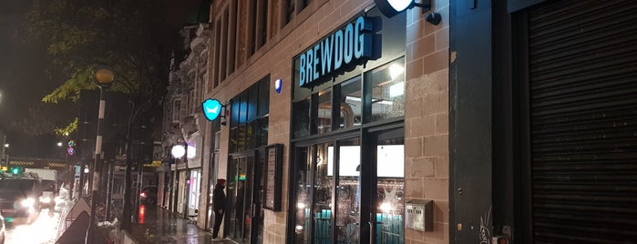 BrewDog Brixton is one of London 2019.