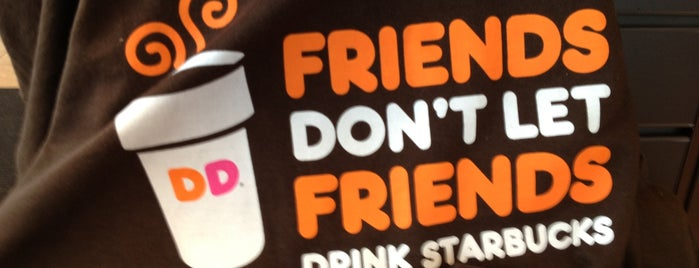 Dunkin' is one of Orlando.