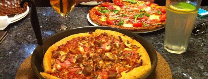 Pizza Hut is one of Wroclaw-erasmus.