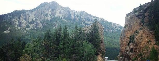 Peak To Peak Highway is one of Boulder, CO.