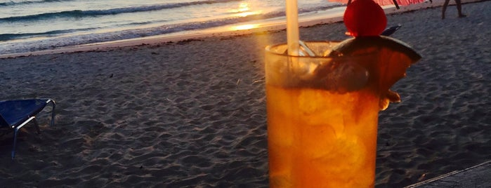 Tiki Bar is one of Best Rum Punch in Barbados.