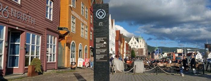 Bryggen is one of Norway 18 🇳🇴.