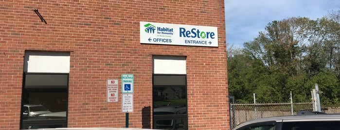 Habitat For Humanity ReStore is one of Tempat yang Disukai ᴡᴡᴡ.Jennifer.16sexy.ru.