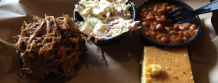 Mission BBQ is one of Philly's Top BBQ Joints.
