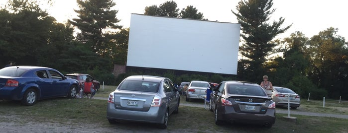 Saco Drive-in is one of TAKE ME TO THE DRIVE-IN, BABY.