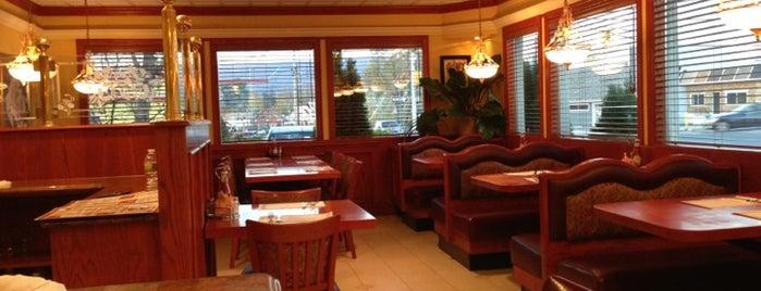 Kingsbridge Diner is one of Tempat yang Disukai Mario.