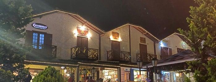 Vila europa is one of Shopping Center (edmotoka).