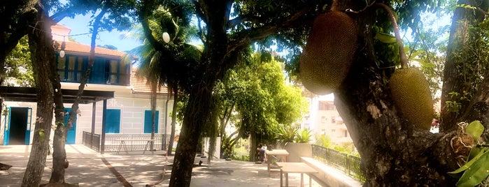 Espaço Cultural Casa da Glória is one of Orte, die Mayara gefallen.