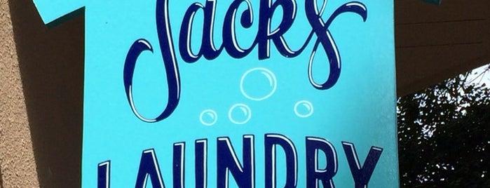 Jack's Laundry is one of Gespeicherte Orte von Luke.