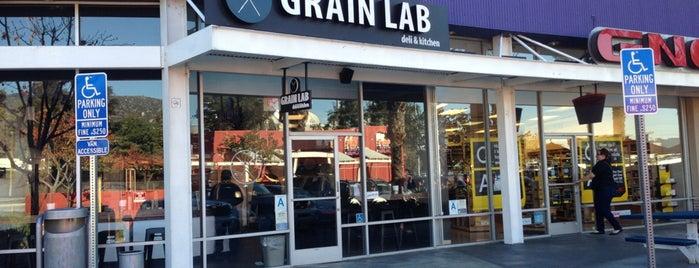 Grain Lab Deli & Kitchen is one of RIP KOBE.
