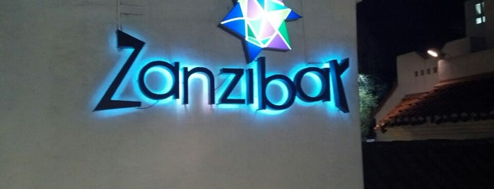 Zanzíbar is one of Restaurantes.