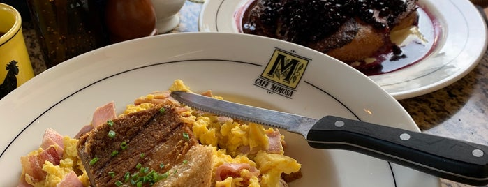 Cafe Mimosa is one of san clemente.