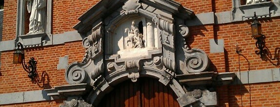 Abdij der Trappisten is one of Antwerpen.