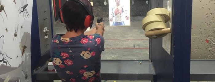 St. Bernard Indoor Shooting Center is one of NoLa Bachelor Party.