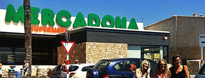 Mercadona is one of Orte, die Сергей gefallen.