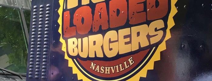 Hoss Loaded Burgers is one of MvF.