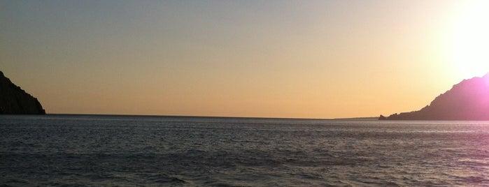 Plakias Beach is one of Crete.