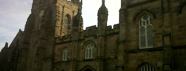 University of Aberdeen is one of Part 1 - Attractions in Great Britain.