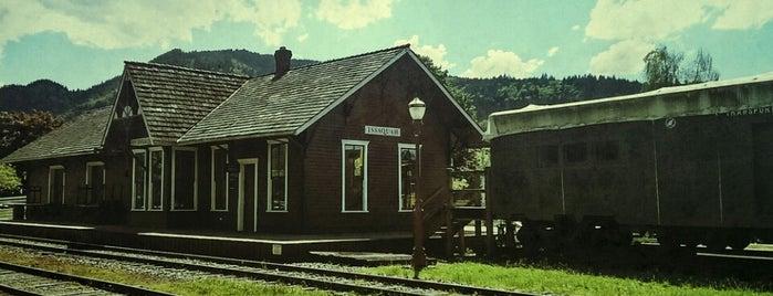 Depot Park is one of John'un Kaydettiği Mekanlar.