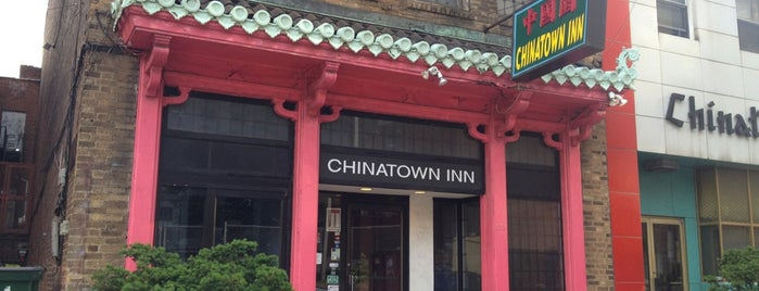 Chinatown Inn is one of Posti salvati di Rachel.