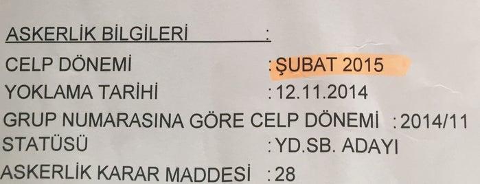 Muratpaşa Askerlik Şubesi is one of AntaLya :)).