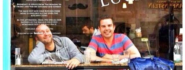 Caffè Lucano is one of Locais curtidos por Ross.