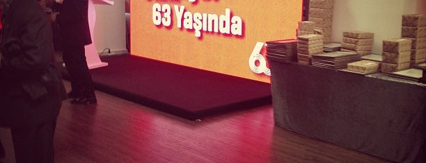 Milliyet Gazetesi is one of İstanbul Avrupa Yakası #4 🍁🍃.
