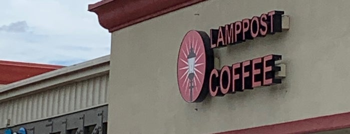 Lamppost Coffee is one of USA - Austin.